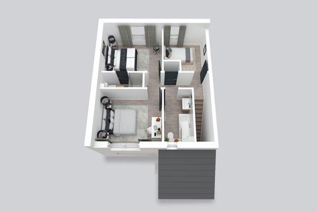 First Floor of Dighty Estates, Longhaugh Development, Dundee DD4