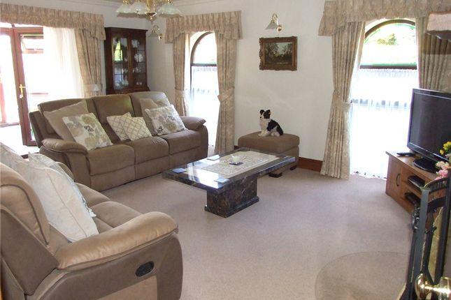 Lounge of Bryant Lane, South Normanton, Alfreton DE55