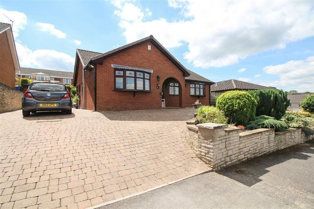 Thumbnail Bungalow for sale in Ashton Close, Walton, Chesterfield