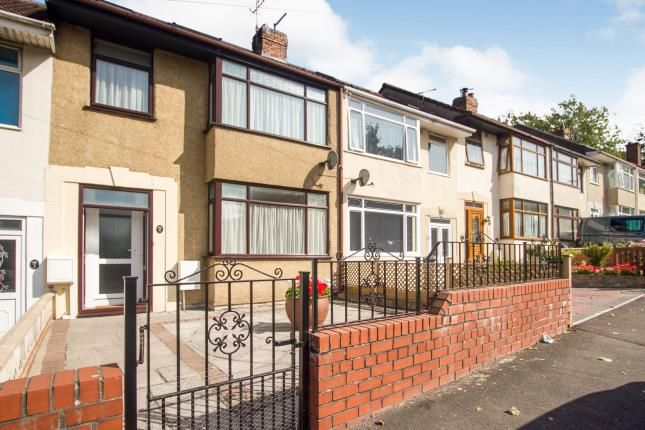Front of Whitefield Avenue, Speedwell, Bristol BS5