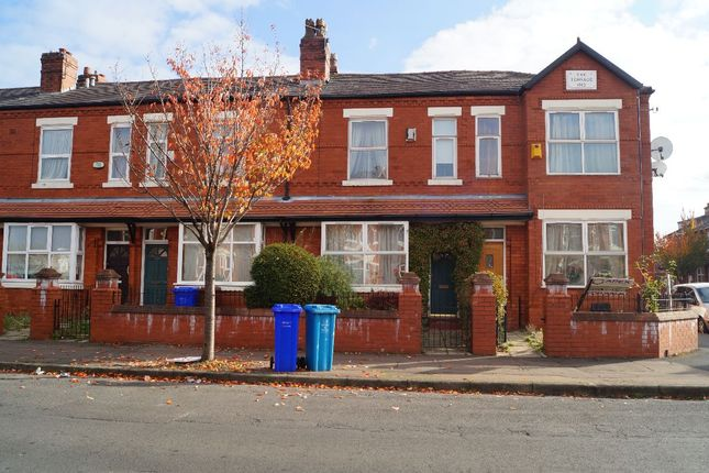 Thumbnail Terraced house for sale in Broadfield Road, Manchester