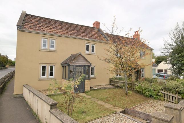 Thumbnail Semi-detached house for sale in The Grove, Hallatrow, Bristol