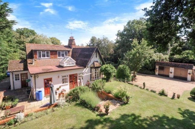 Thumbnail Detached house for sale in Nr Hartley Wintney, Heckfield, Hampshire