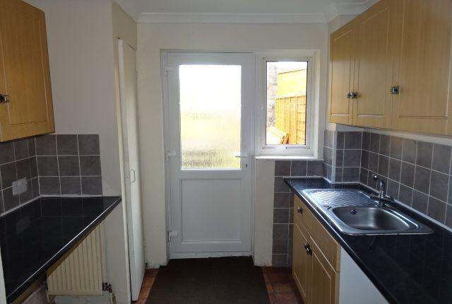 Thumbnail End terrace house to rent in Morien Crescent, Rhydyfelin, Pontypridd