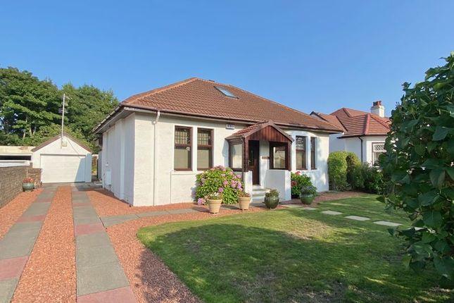 Thumbnail Detached bungalow for sale in Kannis Villa, Fullarton Crescent, Troon