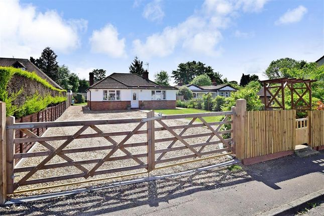 Thumbnail Detached bungalow for sale in Burton Road, Kennington, Ashford, Kent