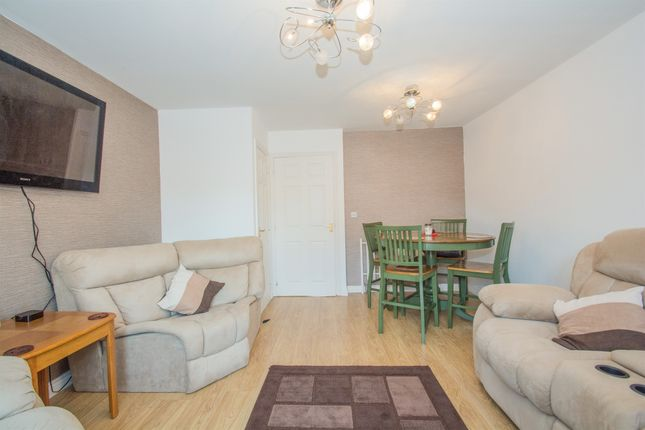 Thumbnail Town house for sale in Matthysens Way, St. Mellons, Cardiff