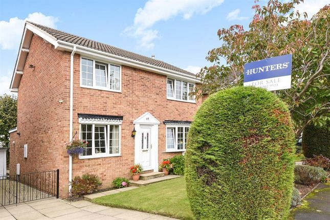 Thumbnail Detached house for sale in Cricketers Green, Yeadon, Leeds