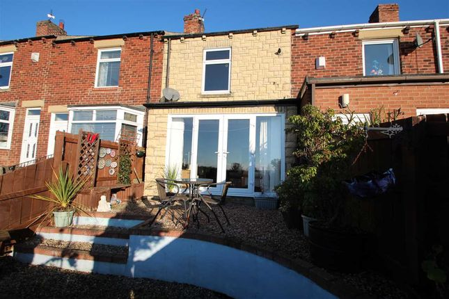 Thumbnail Terraced house for sale in Elizabeth Street, Chopwell, Newcastle Upon Tyne