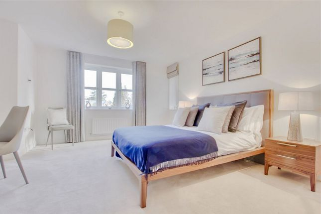 Thumbnail Flat for sale in Brunswick House, Wilshere Park, Welwyn, Hertfordshire