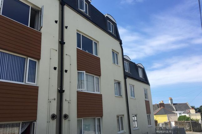 Thumbnail Flat for sale in Victoria Place, Stoke, Plymouth