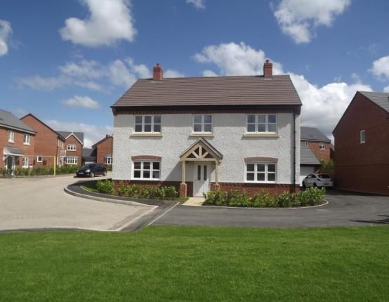 Thumbnail Detached house for sale in Dales View, Luke Lane, Brailsford, Derbyshire