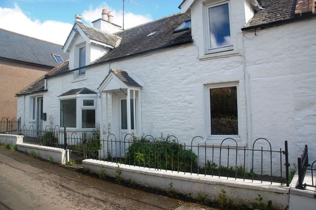 Thumbnail Cottage for sale in 41 Main Street, Twynholm, Kirkcudbright