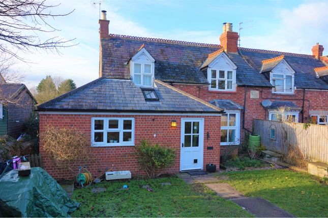 Thumbnail 3 bedroom semi-detached house for sale in High Street, Kempsford