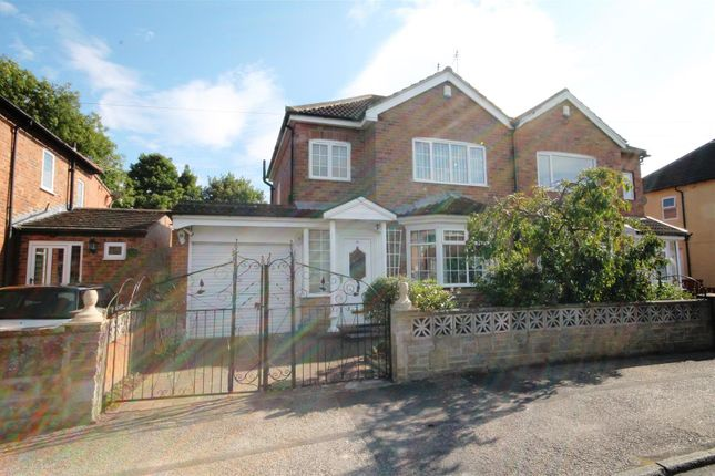 Thumbnail Semi-detached house for sale in Eastlea Avenue, Bishop Auckland