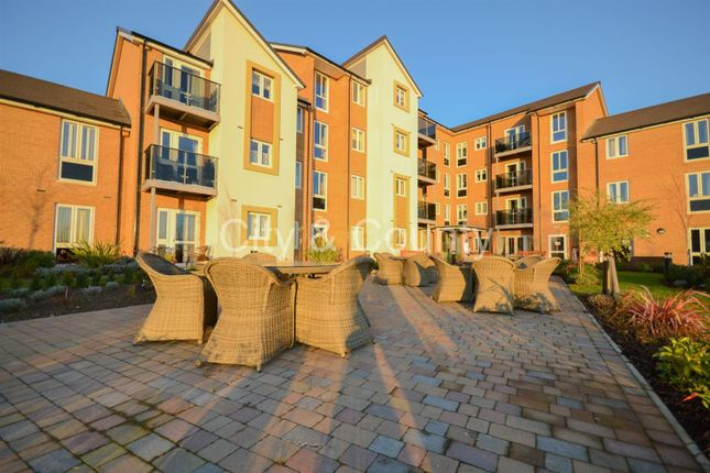 Thumbnail Flat for sale in Cranberry Court, Kempley Close, Hampton Centre
