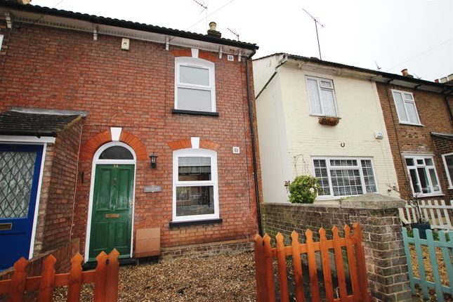 Thumbnail End terrace house to rent in King Street, Dunstable