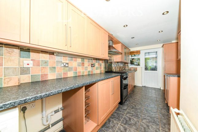 2 bed terraced house to rent in Darley Close, Wittering PE8