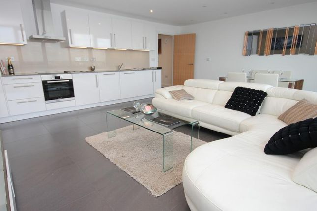 Thumbnail Flat to rent in Penthouse, Wick Tower, Powis Street, Woolwich, London
