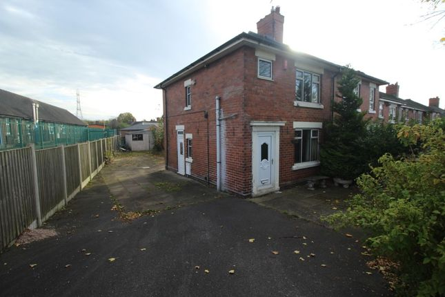 Thumbnail Semi-detached house for sale in Woodhead Road, Stoke-On-Trent
