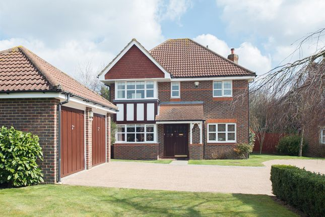 4 bed detached house for sale in Heathside Place, Epsom