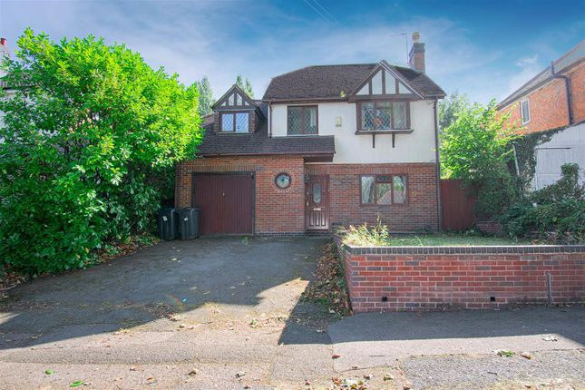 Thumbnail Detached house for sale in Cole Valley Road, Birmingham