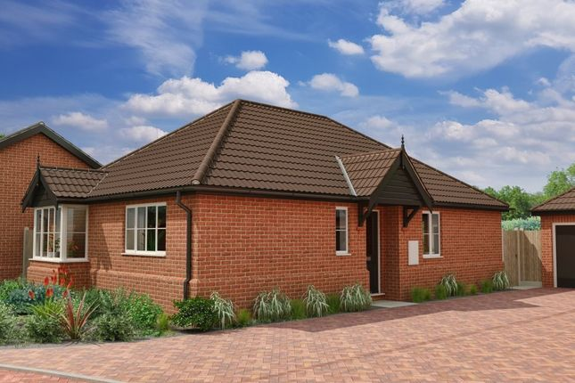 Thumbnail Detached bungalow for sale in Common Road, Hemsby, Great Yarmouth