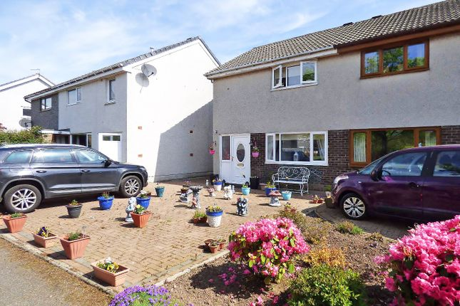 2 bed semi-detached house for sale in Forest Park, Stonehaven, Kincardineshire AB39