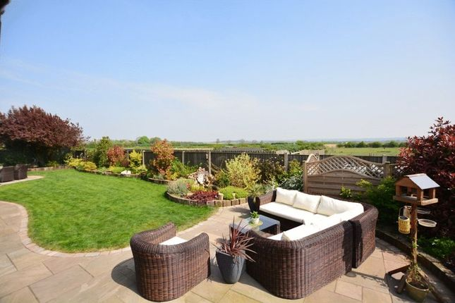 Thumbnail Detached bungalow for sale in Northfield Road, Messingham, Scunthorpe
