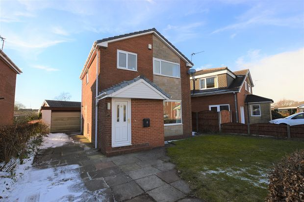 Thumbnail Detached house to rent in Coniston Avenue, Adlington