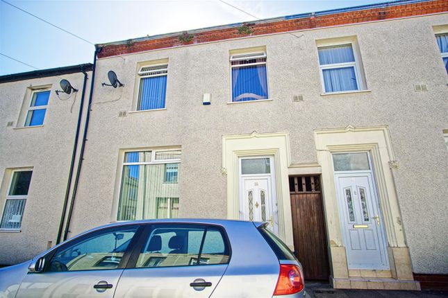 Thumbnail Terraced house for sale in Nevett Street, Preston