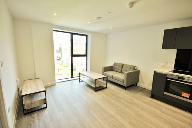 Thumbnail Flat to rent in Downtown, Block F, Woden Street, Castlefield / City Centre Fringe