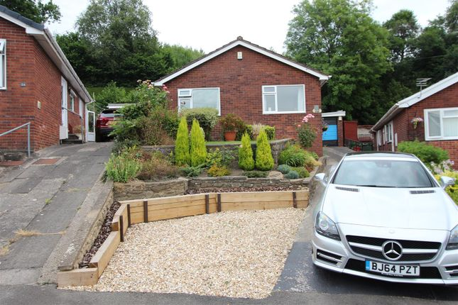 Thumbnail Detached bungalow for sale in Heathlands, Ystrad Mynach, Hengoed