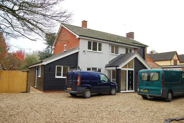 Thumbnail Detached house to rent in The Street, Ipswich