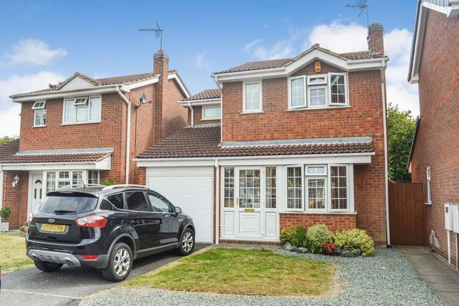 Thumbnail Detached house for sale in The Heathers, Boughton, Newark