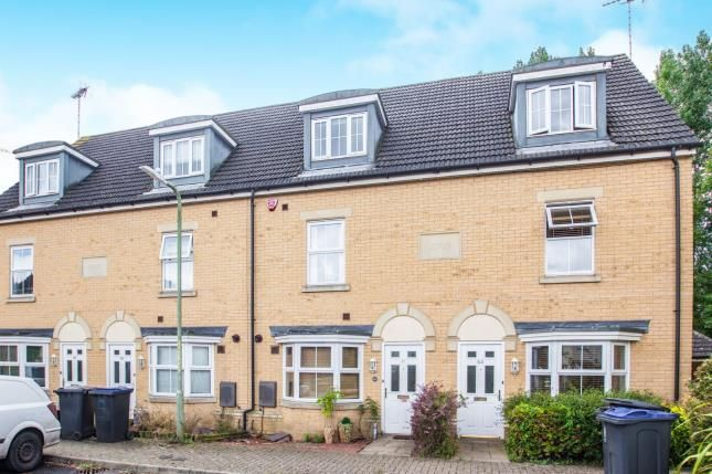 Thumbnail Terraced house for sale in Scott Avenue, Canterbury