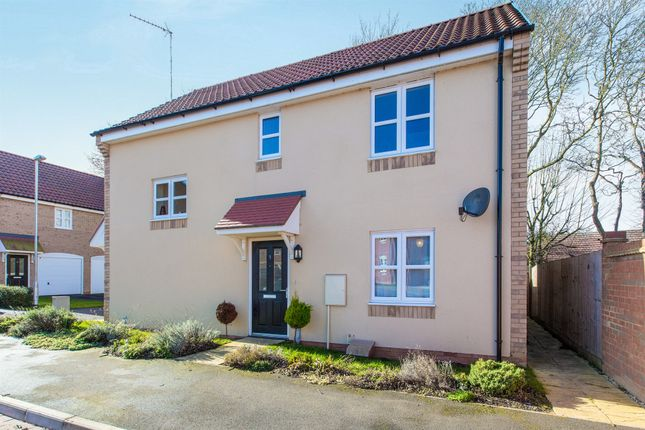 Thumbnail Maisonette for sale in Gulliver Road, Irthlingborough, Wellingborough