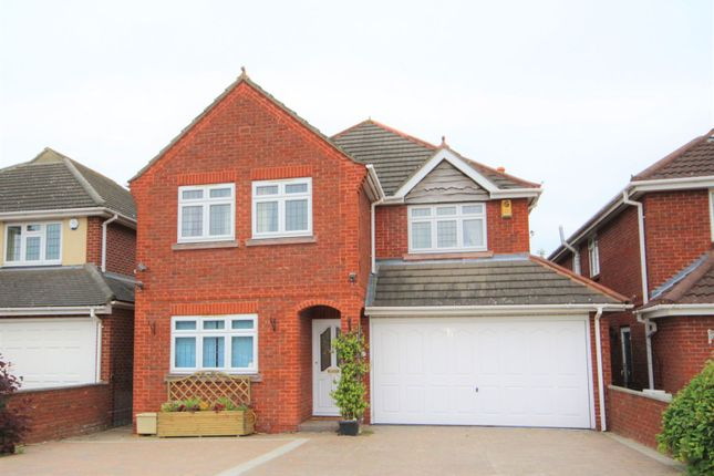 Thumbnail Detached house for sale in Corasway, Benfleet