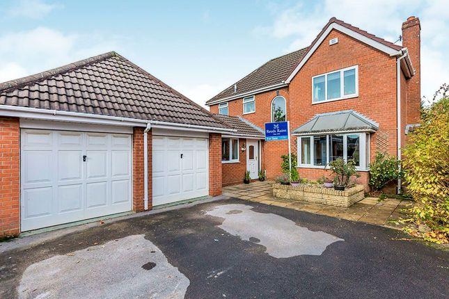 Thumbnail Detached house for sale in Trecastle Grove, Stoke-On-Trent