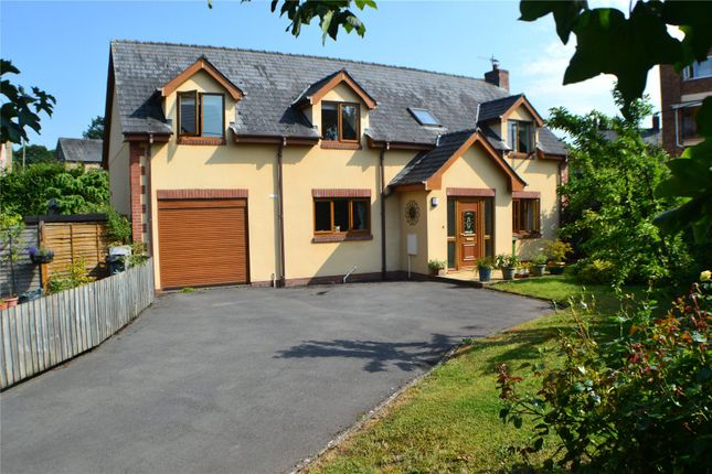 Thumbnail Detached house for sale in Cefn Nant, Three Cocks, Brecon, Powys