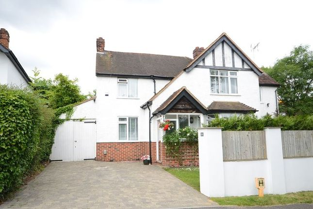 Thumbnail Detached house to rent in Pond Head Lane, Earley, Reading