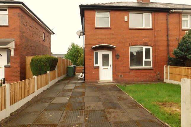 Thumbnail Semi-detached house to rent in Parkgate, Chadderton, Oldham