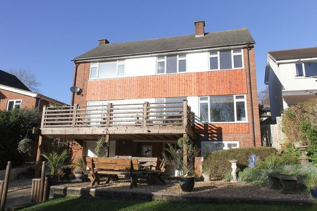 Thumbnail Detached house for sale in Old Park Road, Clevedon