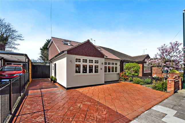 Thumbnail Bungalow for sale in Foresters Crescent, Bexleyheath, Kent