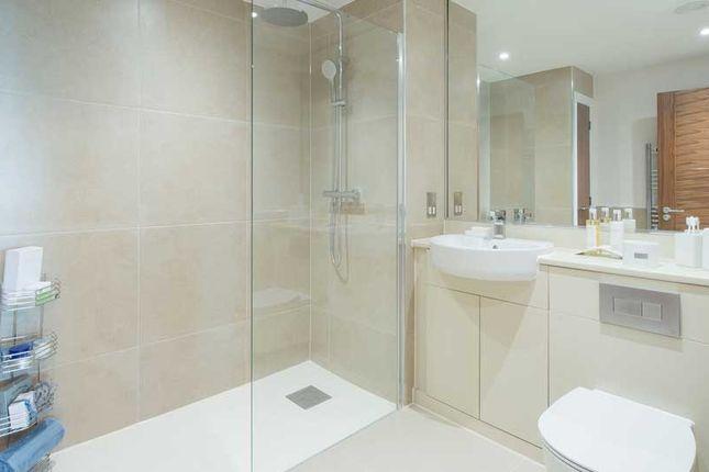 Ocean House Bathroom