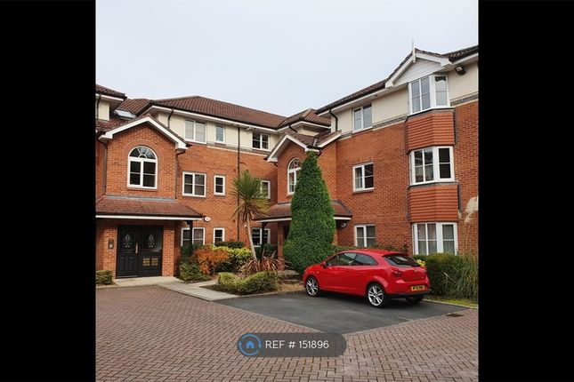 Thumbnail Flat to rent in Chamberlain Drive, Wilmslow