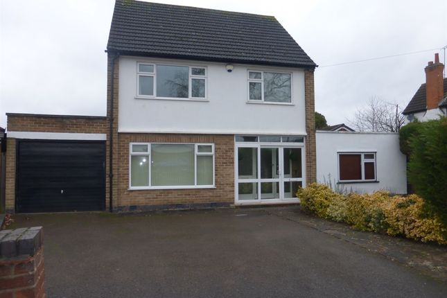 3 bed detached house for sale in Biam Way, Braunstone, Leicester