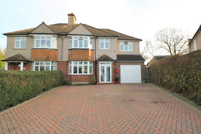 Thumbnail Semi-detached house for sale in Palace Green, Croydon, Surrey