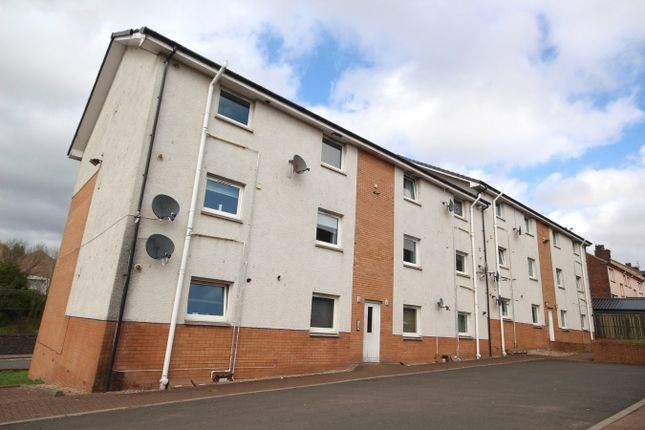 Thumbnail Flat to rent in Lincoln Court, Coatbridge, Coatbridge