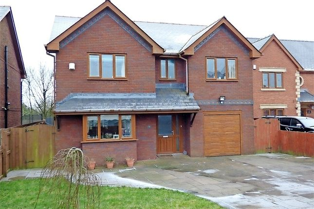 Thumbnail Detached house for sale in Maes Morgan, Nantybwch, Tredegar, Blaenau Gwent